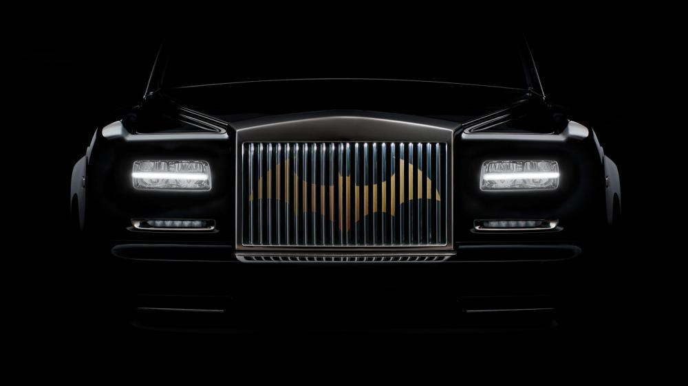 Samsung и Uber прокатят на Rolls Royce Phantom