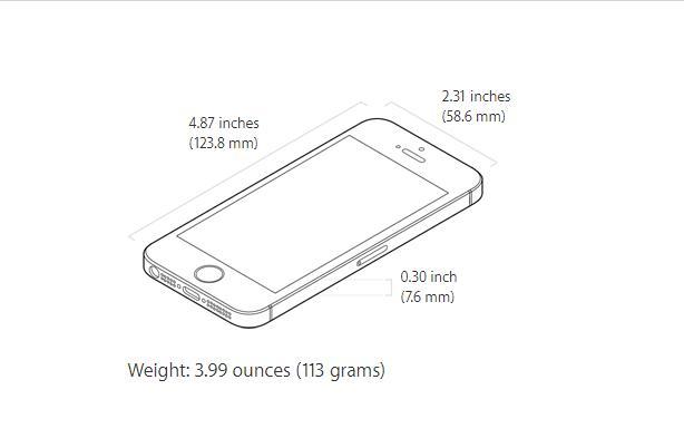 Apple официально представила iPhone SE