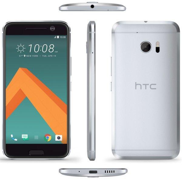 Рендеры и фото смартфона HTC 10