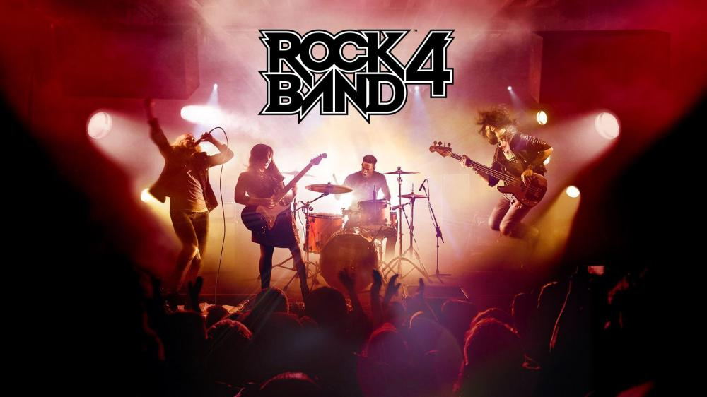 Rock Band 4 появится на ПК в случае успешного краудфандинга
