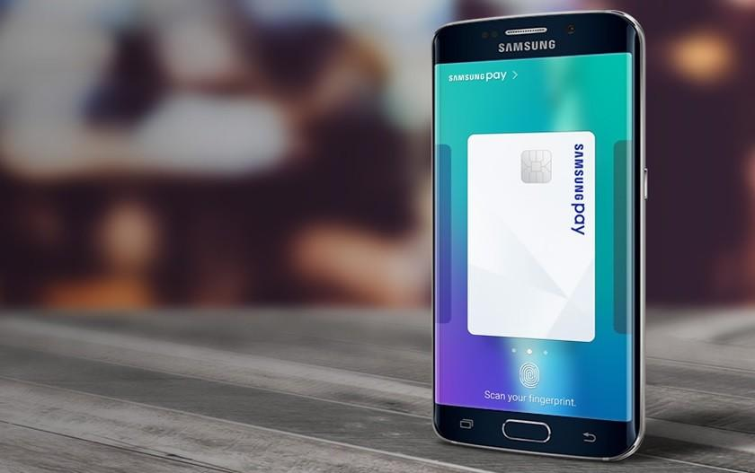Samsung Pay растёт быстрее Apple Pay