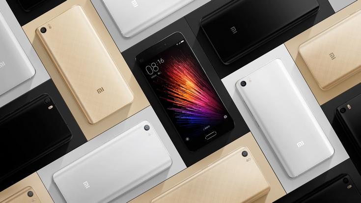 Xiaomi Mi5 слишком быстро продаётся, компания торопит Foxconn