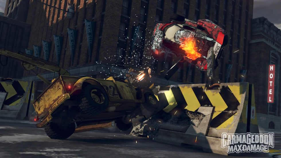 Carmageddon для PS4/Xbox One задерживается