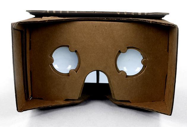 Google тоже готовится к виртуальной реальности