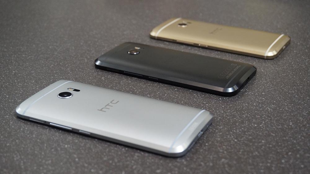 HTC 10 получает обновление и готовится к продажам
