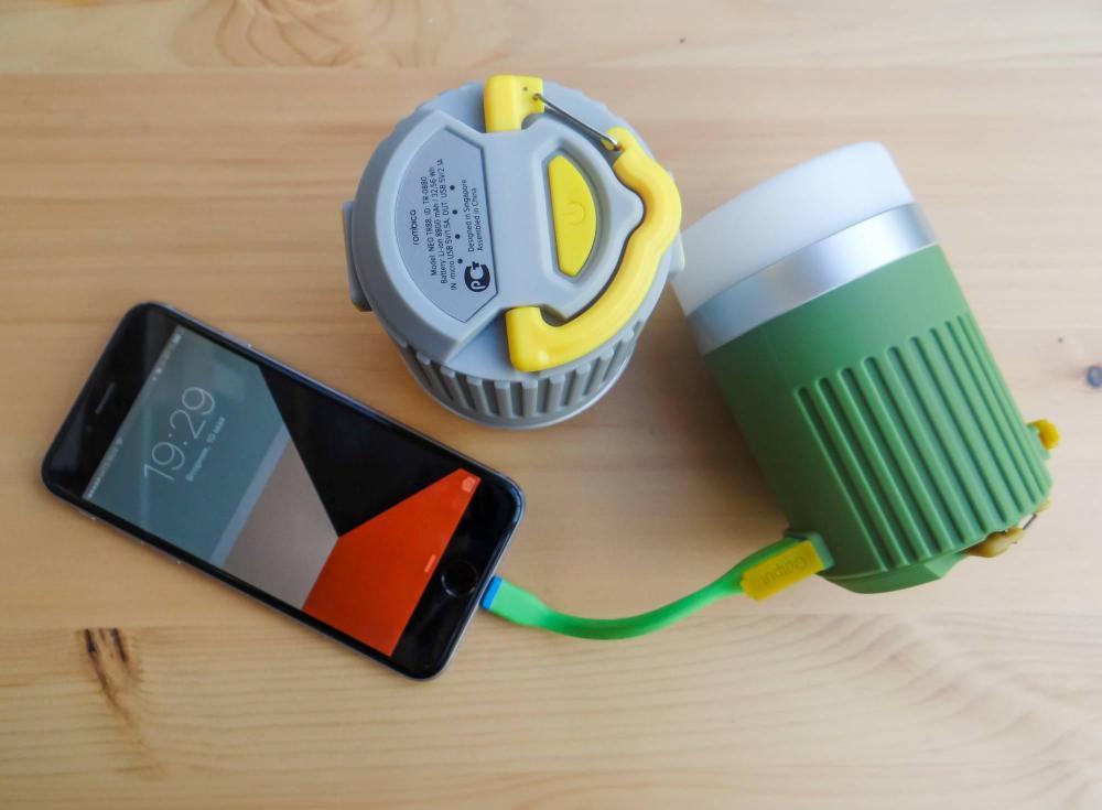 Обзор аккумуляторов Rombica NEO TR88 и NEO TR136 с мощными фонарями
