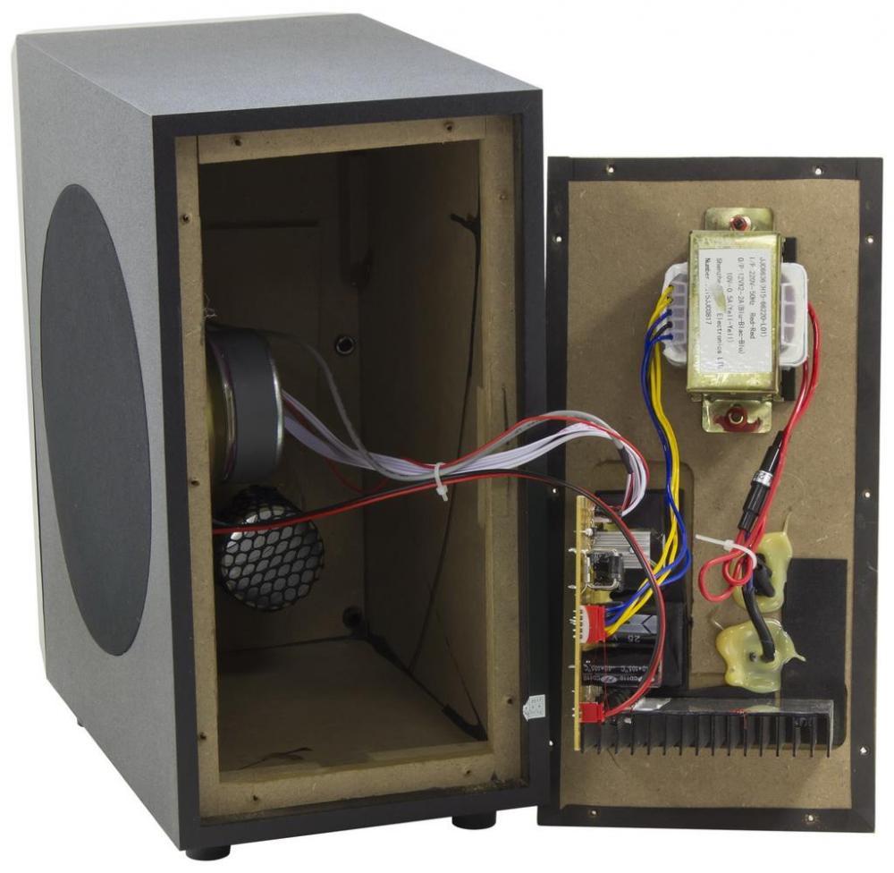 Обзор музыкального «комбайна» SVEN MS-2050 с поддержкой Bluetooth