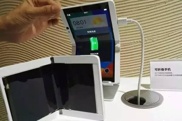 OPPO гнёт экраны, складывает смартфоны пополам