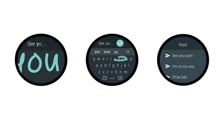 Samsung всё же дружит с Android Wear