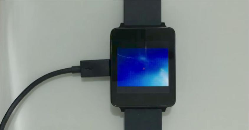 Умельцы запустили Windows 7 на часах LG G Watch