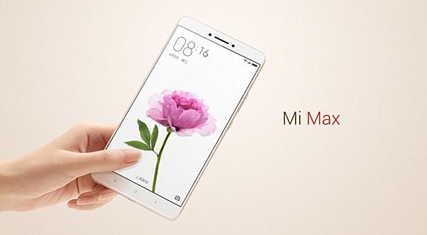 Xiaomi Mi Max получил 8 миллионов предзаказов