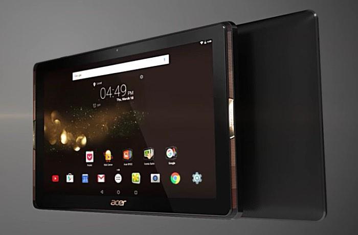 Acer радует устройствами: Iconia Talk S и Iconia Tab 10