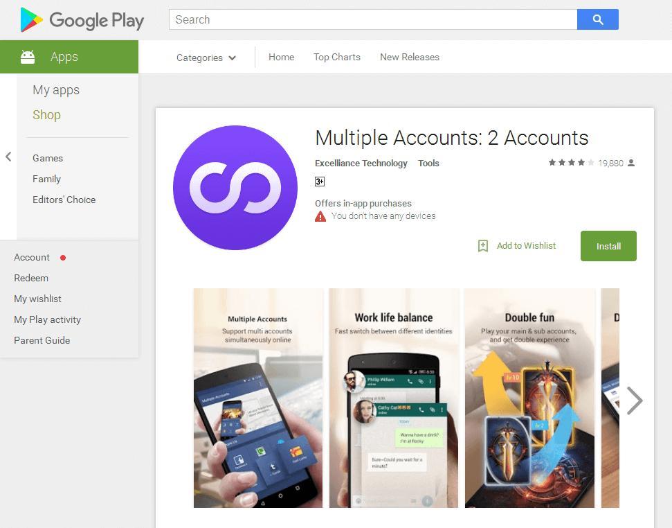 Более 1 000 000 пользователей загрузили Android-троянца из Google Play