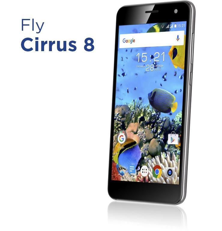 Fly Cirrus 8 выходит на российский рынок