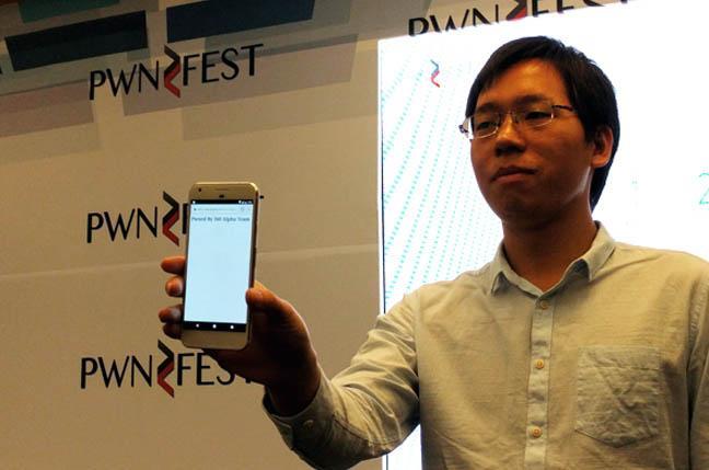 Китайские хакеры взломали Google Pixel за 60 секунд