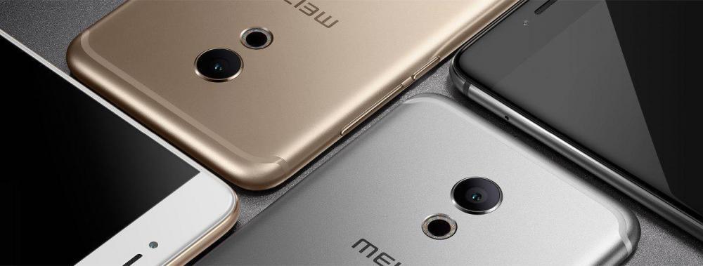 Meizu представила свой улучшенный флагман - Meizu Pro 6S