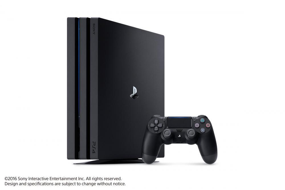 Playstation 4 Pro поступает в продажу в России
