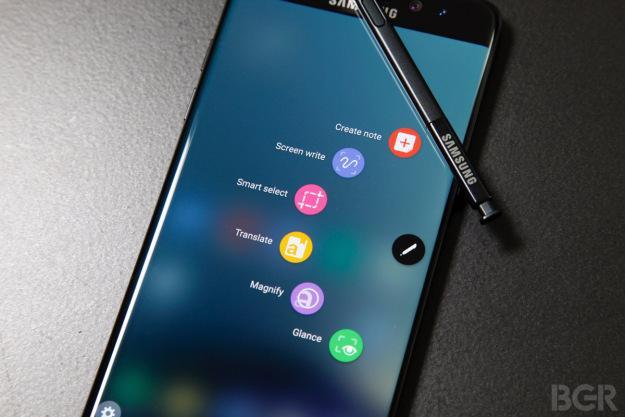 Samsung готовит крупный Galaxy S8 для фанатов серии Note