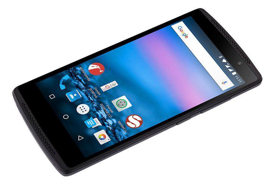 Senseit A200 – отечественный смартфон за 6 490 рублей