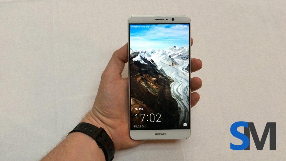 Живые фото Huawei Mate 9