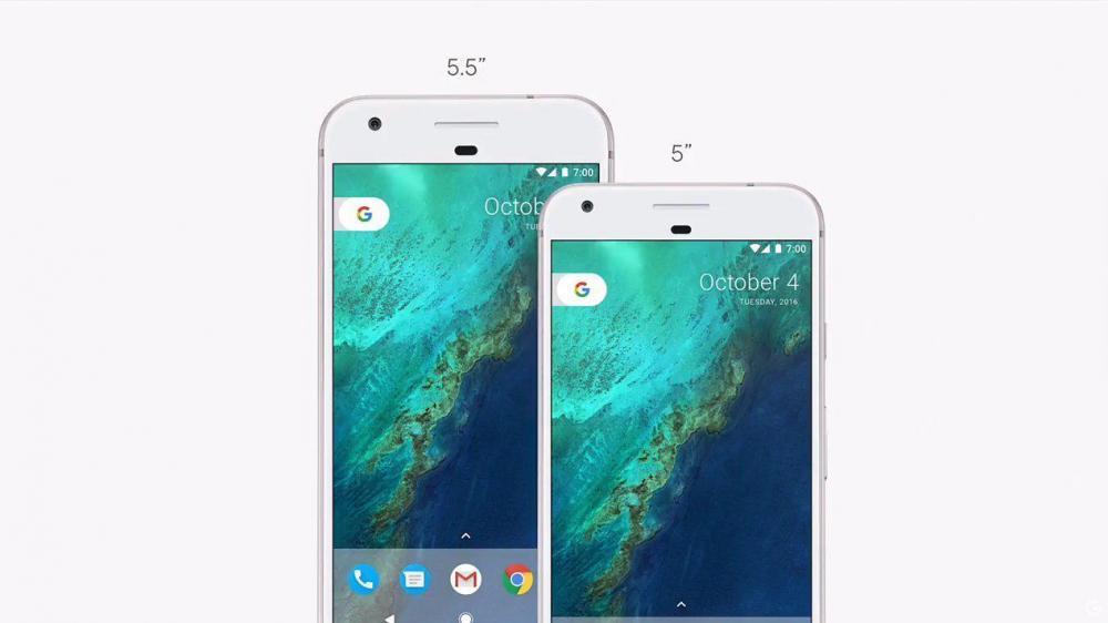 Google не будет продавать Pixel и Pixel XL в России