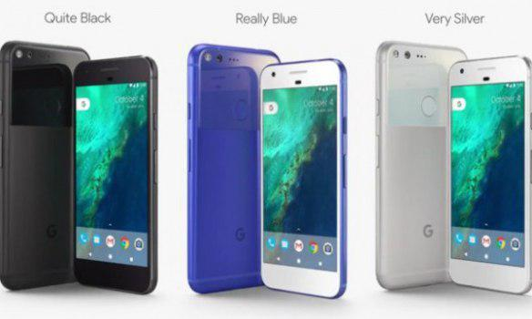 Google представил свои смартфоны - Pixel и Pixel XL