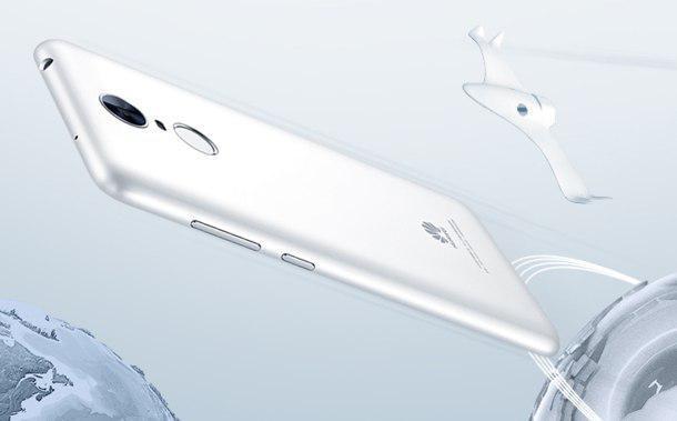 Huawei  Enjoy 6: AMOLED-дисплей и 4100 мАч автономности за 190 долларов