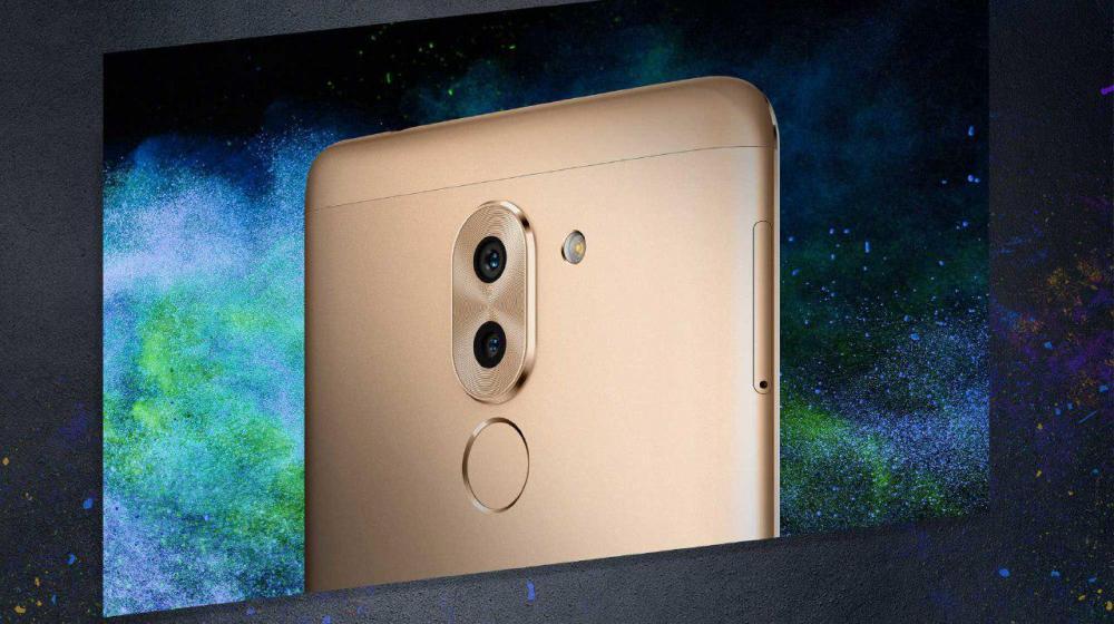 Huawei представила недорогой смартфон с двойной камерой - Honor 6X