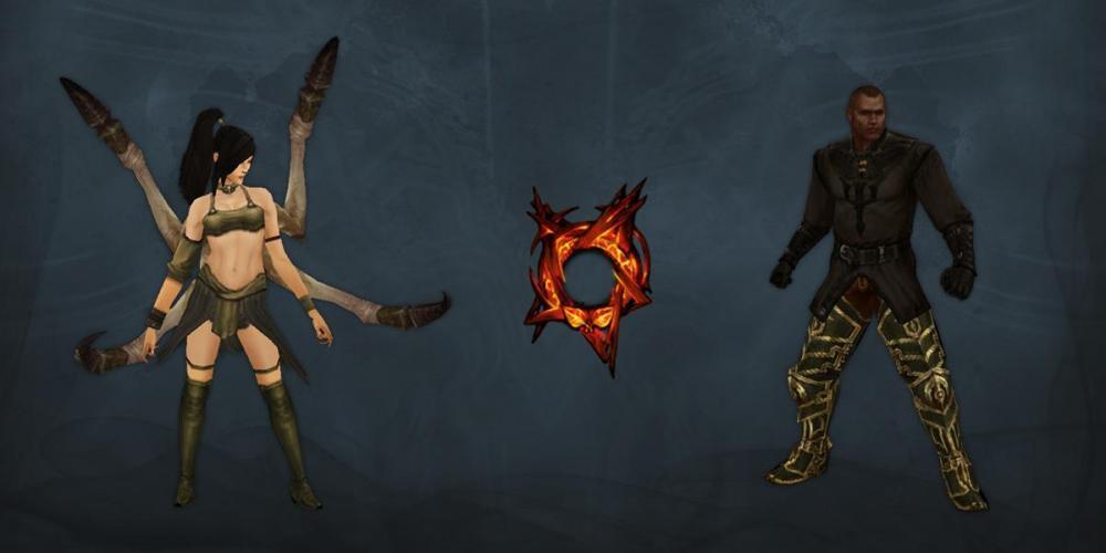 Крылья Андариэль за 8 сезон Diablo III