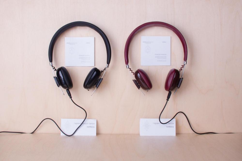 Музыка без границ . Беспроводные наушники BH-01 от Rombica