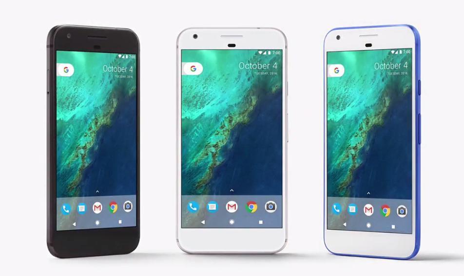 Новые смартфоны Pixel моментально раскупаются