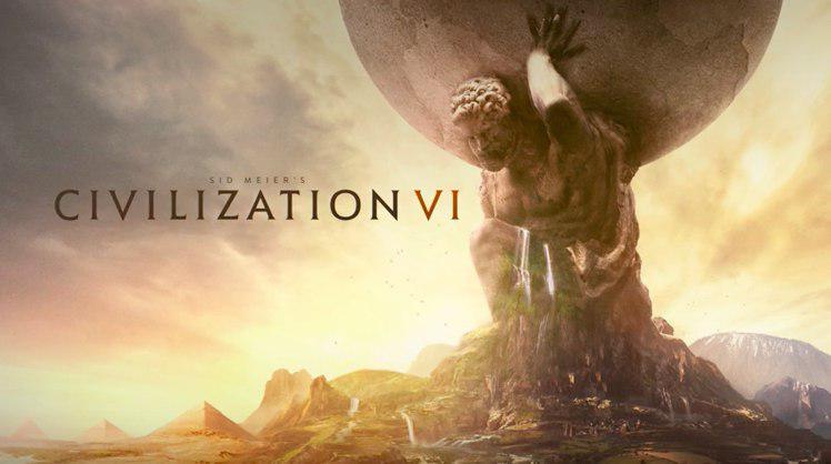 Новый лидер продаж в Steam  - Civilization VI