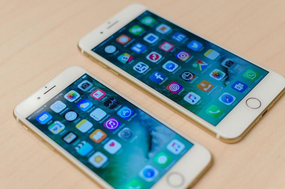Память iPhone 7 с 32 Гб медленнее в 8 раз, чем у iPhone 7 с 256 Гб