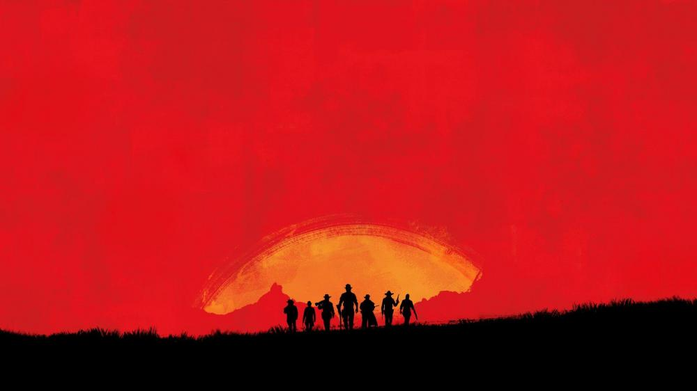 Rockstar начинает дразнить артами Red Dead Redemption 2