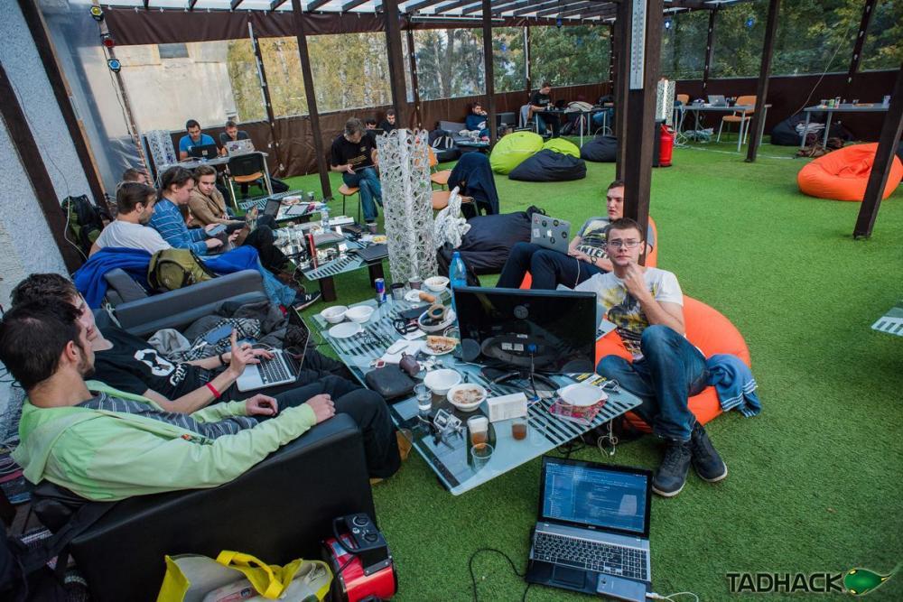 В Москве завершился международный хакатон TADHack