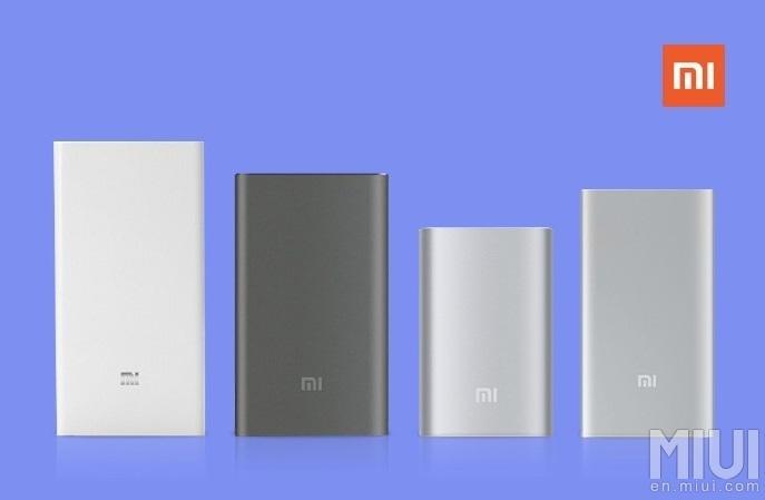 Xiaomi продала более 55 миллионов повербанков