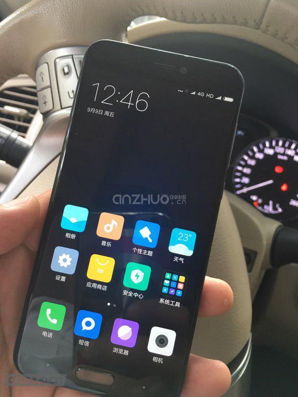 Xiaomi выпустит менее мощный Mi5C