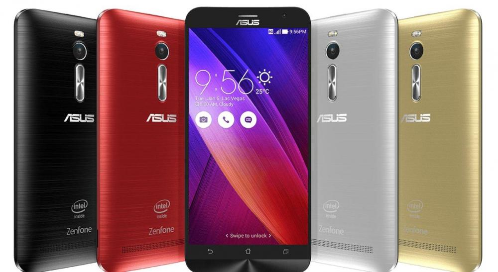 Android Marshmallow, наконец-то, приходит на Asus Zenfone 2