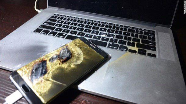 Безопасные Galaxy Note 7 тоже взрываются?