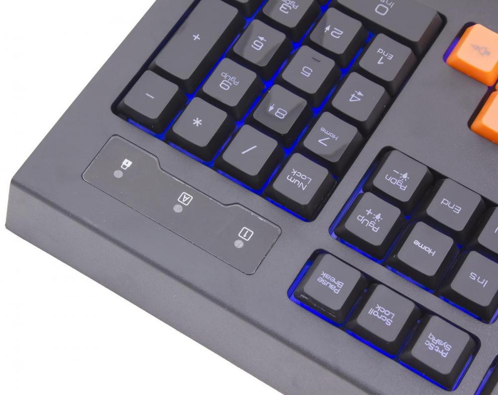 Геймерская периферия по разумной цене: обзор клавиатуры SVEN Challenge 9300 и мыши GX-950 Gaming