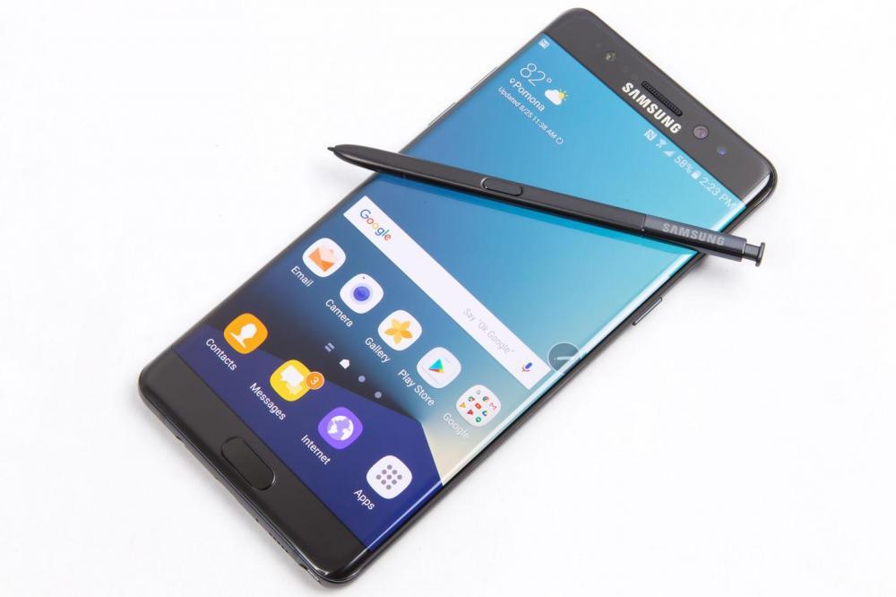 Исправленный Galaxy Note 7 направляется в Европу. Или у него опять проблемы?