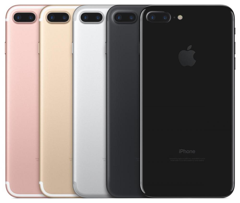 Начало официального старта на предзаказ  iPhone 7