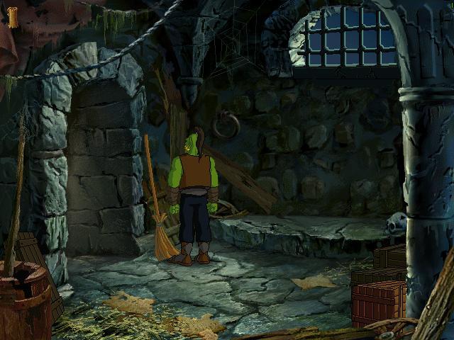Неизданная Warcraft Adventures: Lord of the Clans утекла в сеть
