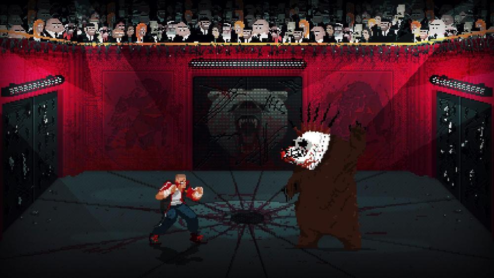 Ностальгическая Mother Russia Bleeds появилась в Steam