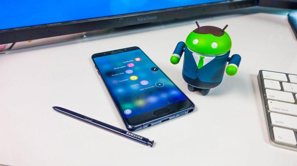 Новые аккумуляторы для Galaxy Note 7 не так уж безопасны?