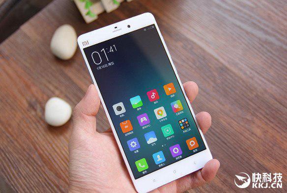 Новый флагман от Xiaomi Mi Note 2 Pro