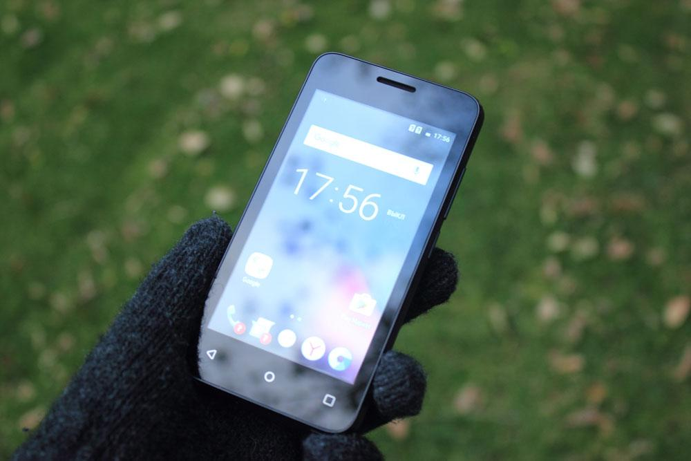 Обзор бюджетного смартфона Fly FS407 Stratus 6