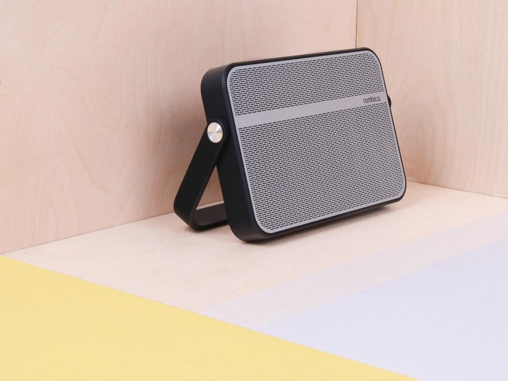 Портативная акустика в ретро стиле. Обзор аудиопроигрывателя MySound BT-18 от Rombica