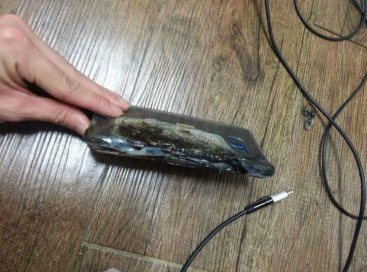 Проблемный Galaxy Note 7, у Samsung уже есть решение?
