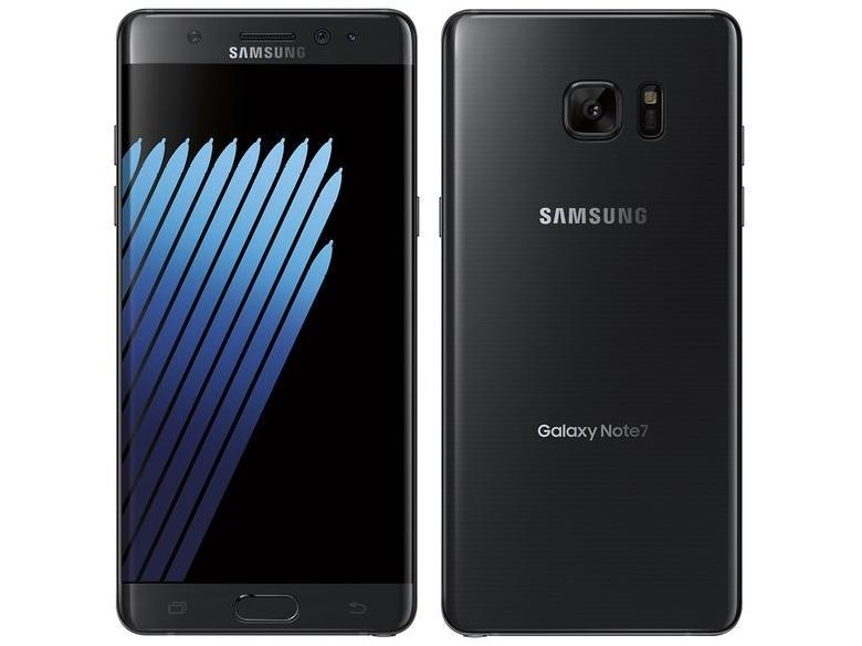Samsung отзывает неудачные Galaxy Note 7